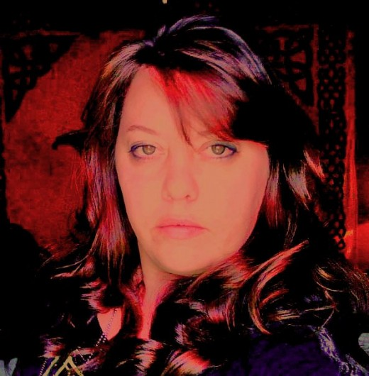 One of my favorite pictures of me, altered by a wonderful friend  3
