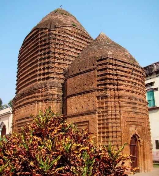 Twin deul temples  1