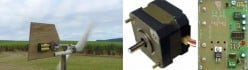 Build Your Own Mini Home Wind Turbine Generator-An Introduction