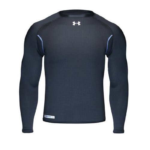 ColdGear UA Base 3.0 Crew Tops by Under Armour