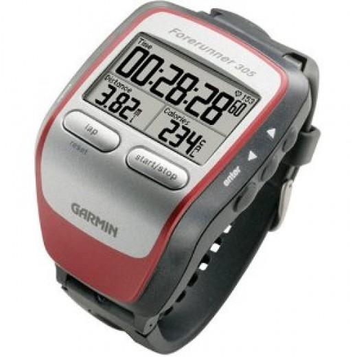 garmin forerunner 305 GPS heart rate monitor