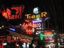 Bangla Road, The Main Drag In Phuket's Sin City