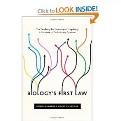 What is Biology's First Law? The Tendency for Diversity & Complexity to Increase in Evolutionary Systems _Review
