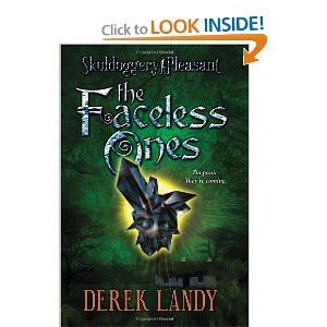 Skulduggery Pleasant Book 3 - The Faceless Ones
