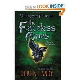 Skulduggery Pleasant Book 3 - The Faceless Ones
