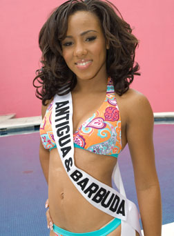 Miss Antigua and Barbuda