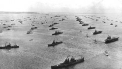 The D-Day armada