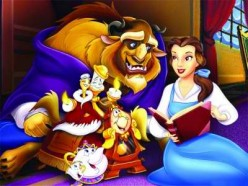 Beauty and/ or The Beast... Friend and/ or Foe... All about attitude (not appearance) towards others...