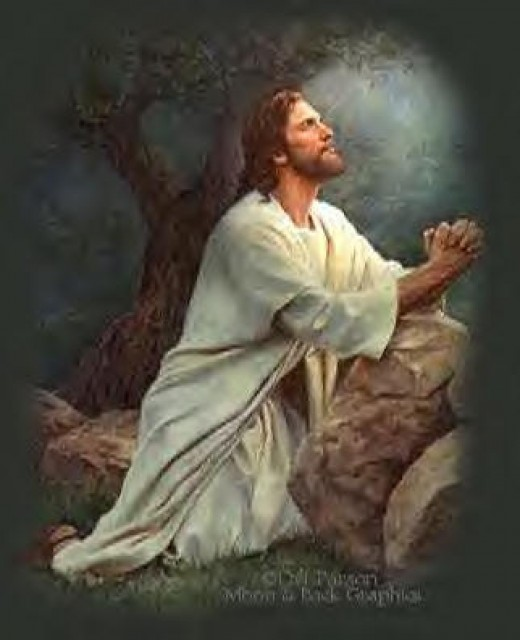 Jesus http://s4.hubimg.com/u/4720099_100.jpgprayed in Gethsamane