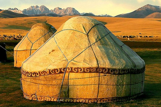 Traditional Yurt