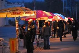 Bishkek downtown