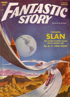 The Astonishing Worlds of A.E. Van Vogt