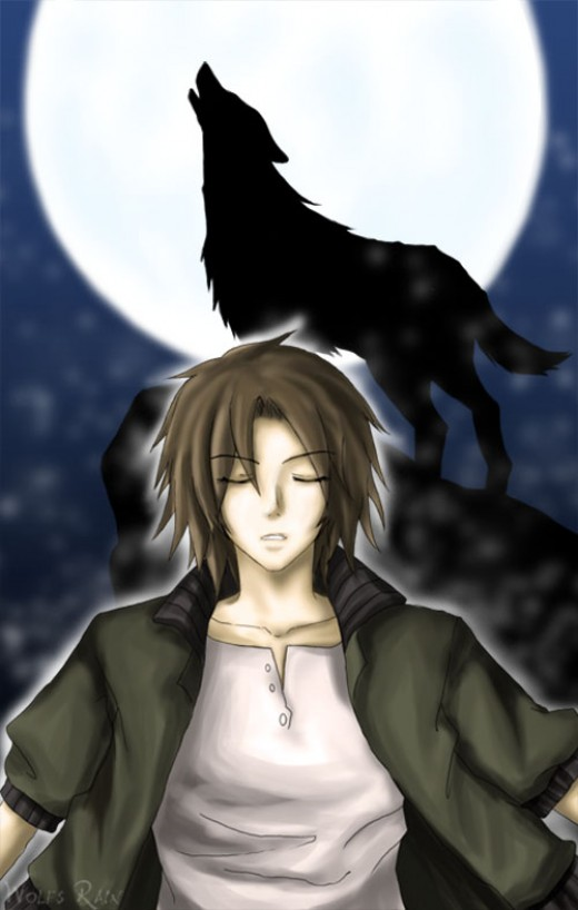 Called Wolf's Rain, a story of devotion, reincarnation, and purpose.  it is a very powerful anime.
