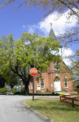Bethel Lutheran Church in Templeton, California