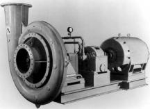 A Centrifugal Compressor
