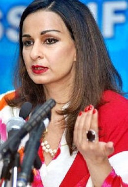 Sherry Rehman fights to change laws that mandate death for blasphemy