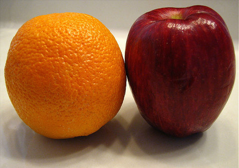 When choosing a web hosting Company it should  be as easy as comparing apples to oranges, shouldn't it?