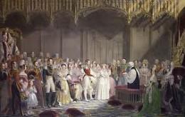 Queen Victoria wedding to Prince Albert 1840