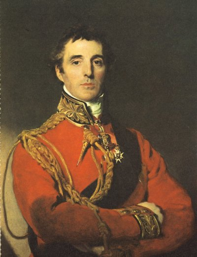 The Iron Duke - The Duke of Wellington - one of our greatest generals- another Irishman
