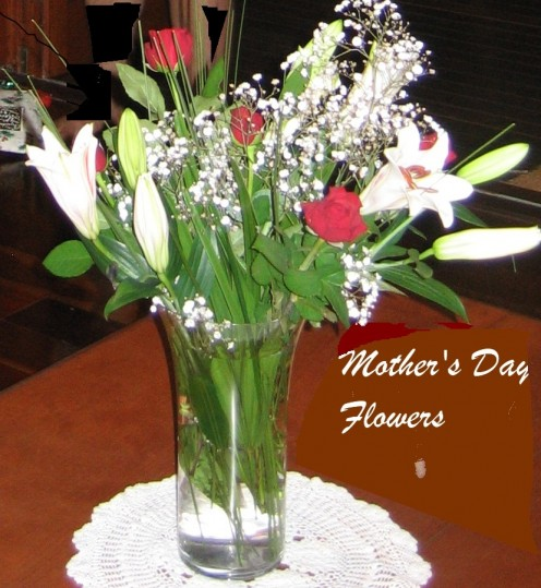 Carnations, chrysanthemums or a lovely bunch of mixed flowers for Mother's Day