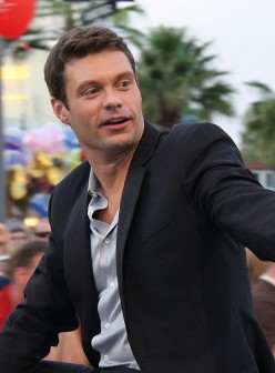 Ryan Seacrest - Host of American Idol