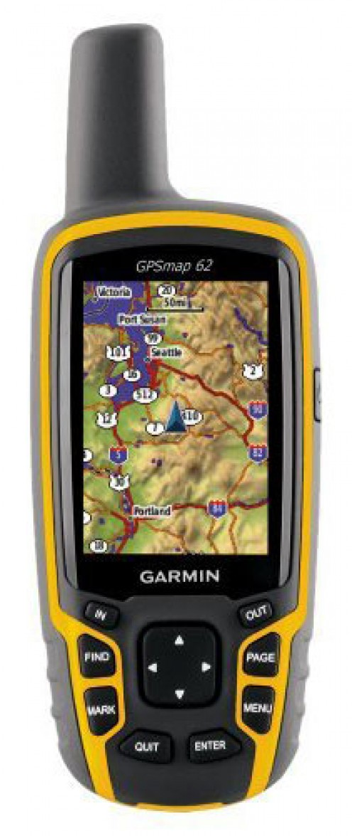 Newest handheld Garmin GPS 2016
