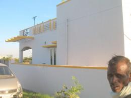 A Villa in a Village.