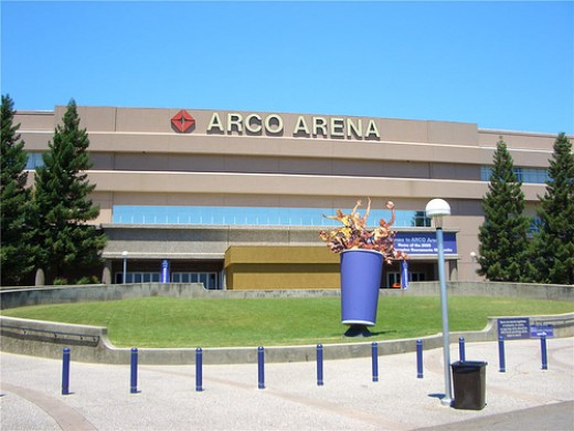 Arco (Now Power Balance Pavillion) is a great building but is outdated and old.