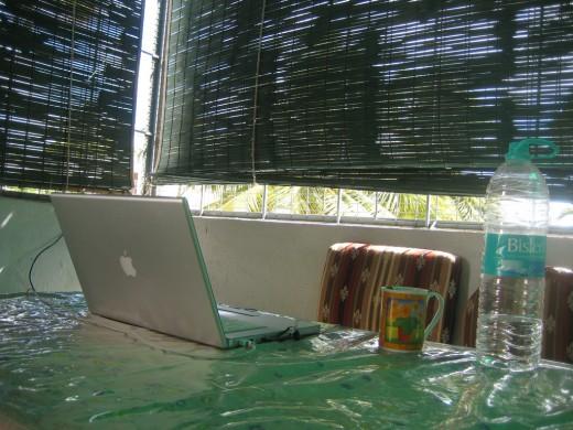 Bamboo Internet Cafe