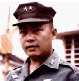 Commander of  Xuan Loc