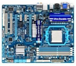 Gigabyte Socket AM3/AMD 890GX/SATA3&USB3.0/A&V&GbE/ATX Motherboard GA-890GPA-UD3H
