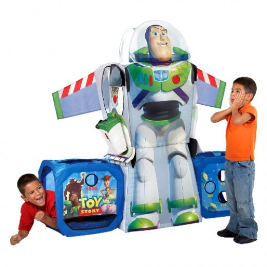 toy story playhut