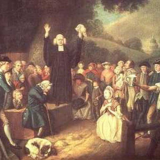 SINNERS COME TO JESUS THROUGH GEORGE WHITEFIELD
