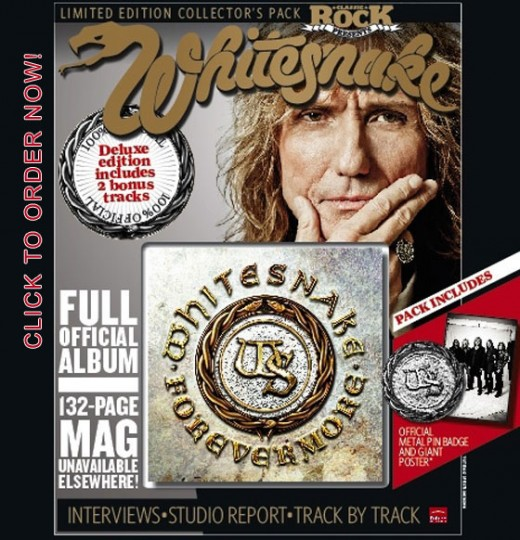 Check the official site for more pictures and music... http://www.whitesnake.com/