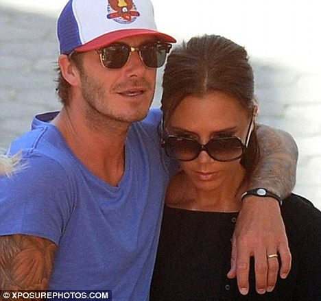 David Beckham Power Balance