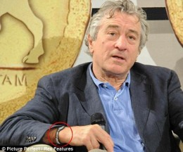 Robert DeNiro Power Balance