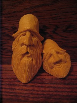 Woodcarving: Falling for the Craft