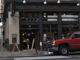 Eddie Rickenbacker's on Second Street
