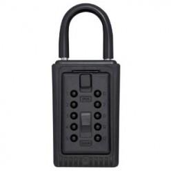 KeySafe 3-Key Portable Push-Button Key Box