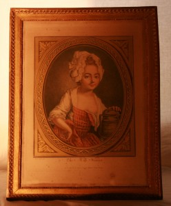 Antique Prints, Famous Engravings