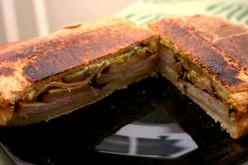 Cuban Sandwich Recipe: Grilled with Pork, Pickles, and Swiss Cheese