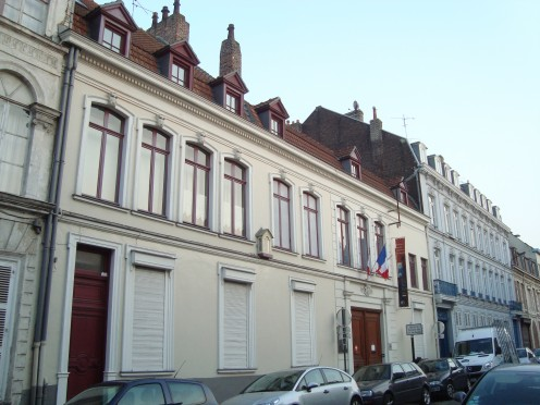 Birthplace museum of General Charles de Gaulle, Lille