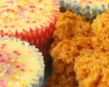 Orange and Cinnamon Cupcakes With Orange Icing - Recipe