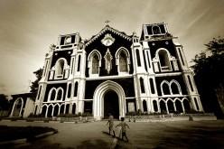 Old Church In Vigan