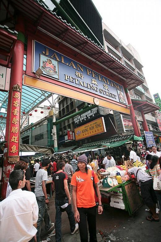 Chinatown (Petaling Street), K.L.