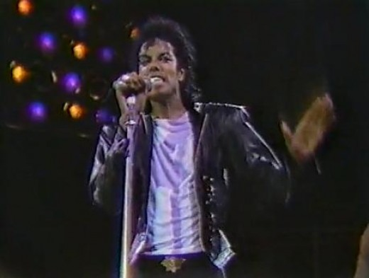 Michael Jackson Bad World Tour