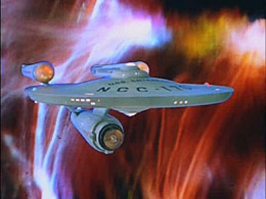 Star Trek:  The Starship Enterprise