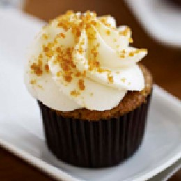 During Tribute days in 2011, you could enjoy a free mini cupcake with purchase of a Starbucks handcrafted beverage.