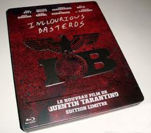 Inglourious Basterds steelbook