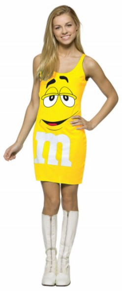 How To Make an M&M Costume